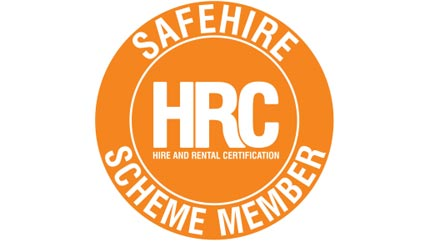 HRC member logo