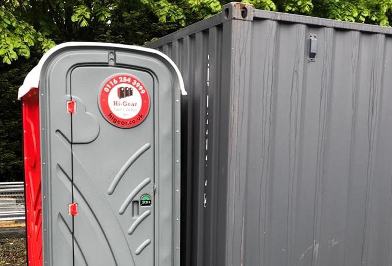 Site Toilet Hire